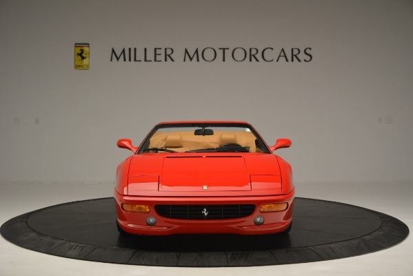 Used 1997 Ferrari 355 Spider 6-Speed Manual for sale Sold at Aston Martin of Greenwich in Greenwich CT 06830 12