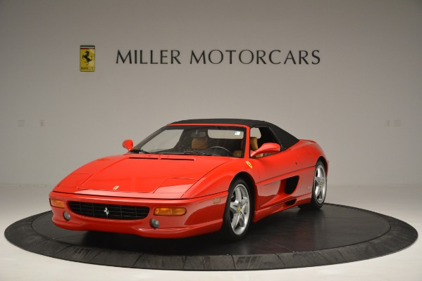 Used 1997 Ferrari 355 Spider 6-Speed Manual for sale Sold at Aston Martin of Greenwich in Greenwich CT 06830 13