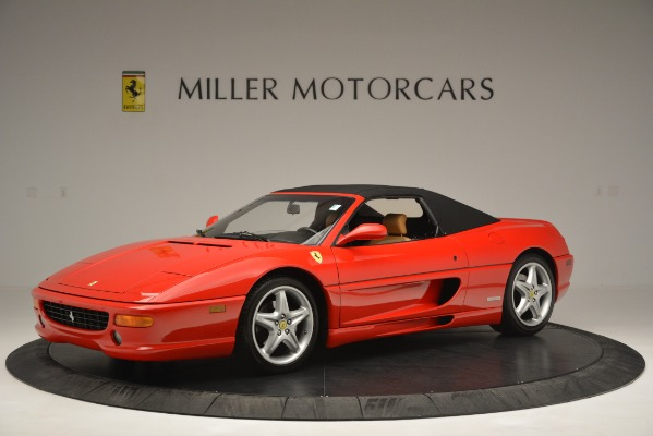 Used 1997 Ferrari 355 Spider 6-Speed Manual for sale Sold at Aston Martin of Greenwich in Greenwich CT 06830 14
