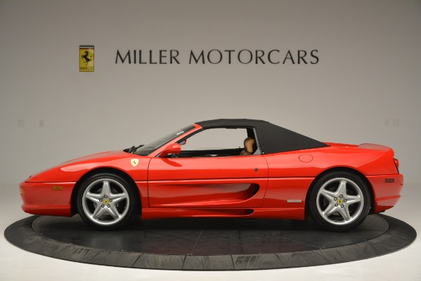 Used 1997 Ferrari 355 Spider 6-Speed Manual for sale Sold at Aston Martin of Greenwich in Greenwich CT 06830 15