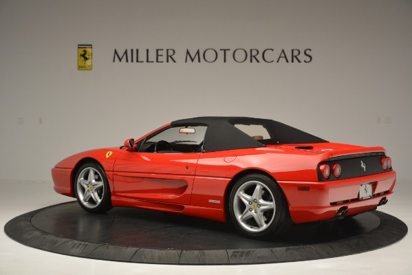 Used 1997 Ferrari 355 Spider 6-Speed Manual for sale Sold at Aston Martin of Greenwich in Greenwich CT 06830 16