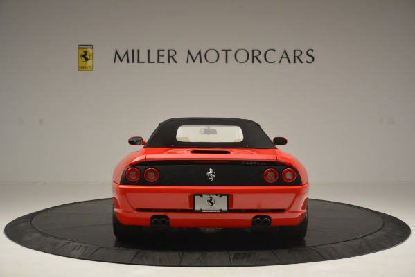 Used 1997 Ferrari 355 Spider 6-Speed Manual for sale Sold at Aston Martin of Greenwich in Greenwich CT 06830 18