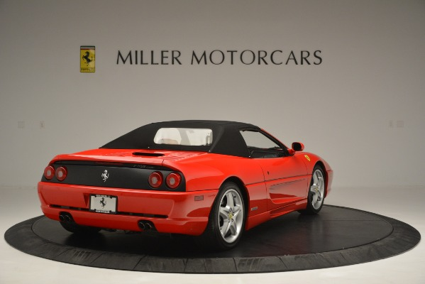 Used 1997 Ferrari 355 Spider 6-Speed Manual for sale Sold at Aston Martin of Greenwich in Greenwich CT 06830 19