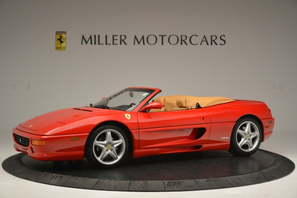 Used 1997 Ferrari 355 Spider 6-Speed Manual for sale Sold at Aston Martin of Greenwich in Greenwich CT 06830 2