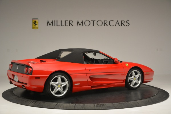 Used 1997 Ferrari 355 Spider 6-Speed Manual for sale Sold at Aston Martin of Greenwich in Greenwich CT 06830 20