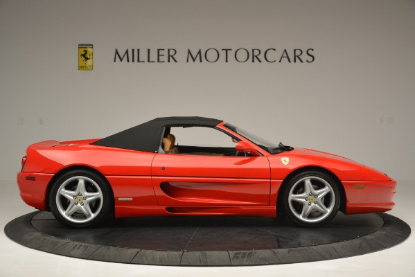 Used 1997 Ferrari 355 Spider 6-Speed Manual for sale Sold at Aston Martin of Greenwich in Greenwich CT 06830 21