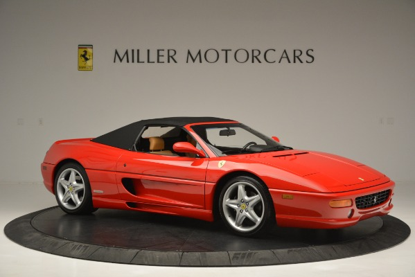 Used 1997 Ferrari 355 Spider 6-Speed Manual for sale Sold at Aston Martin of Greenwich in Greenwich CT 06830 22