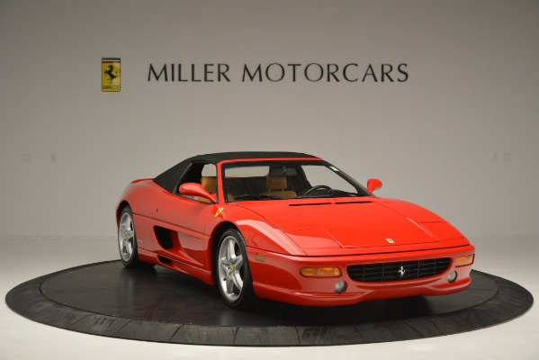 Used 1997 Ferrari 355 Spider 6-Speed Manual for sale Sold at Aston Martin of Greenwich in Greenwich CT 06830 23