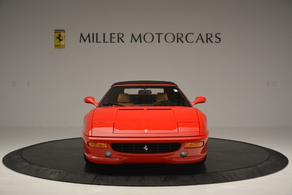 Used 1997 Ferrari 355 Spider 6-Speed Manual for sale Sold at Aston Martin of Greenwich in Greenwich CT 06830 24