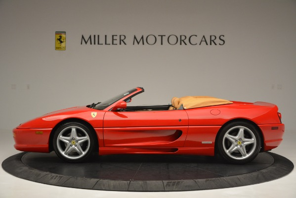 Used 1997 Ferrari 355 Spider 6-Speed Manual for sale Sold at Aston Martin of Greenwich in Greenwich CT 06830 3