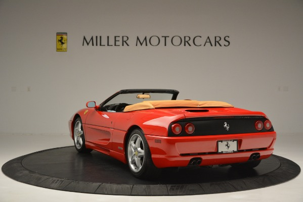 Used 1997 Ferrari 355 Spider 6-Speed Manual for sale Sold at Aston Martin of Greenwich in Greenwich CT 06830 5