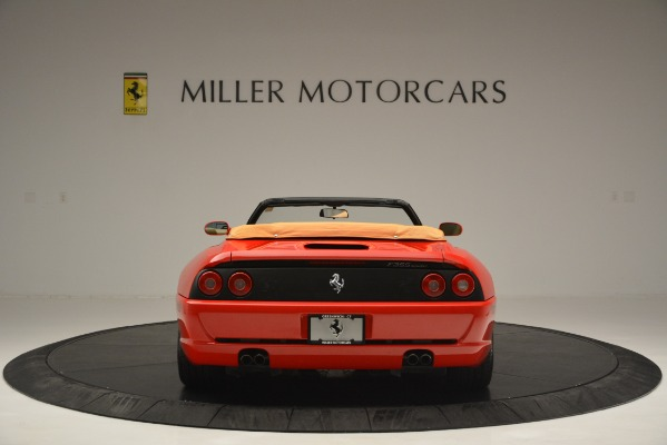 Used 1997 Ferrari 355 Spider 6-Speed Manual for sale Sold at Aston Martin of Greenwich in Greenwich CT 06830 6