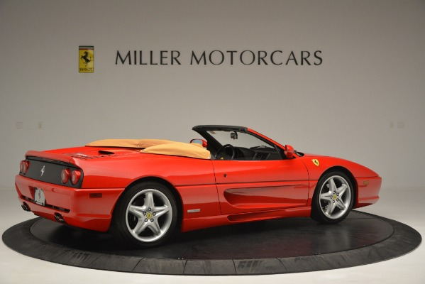 Used 1997 Ferrari 355 Spider 6-Speed Manual for sale Sold at Aston Martin of Greenwich in Greenwich CT 06830 8