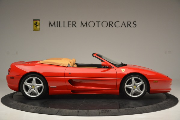 Used 1997 Ferrari 355 Spider 6-Speed Manual for sale Sold at Aston Martin of Greenwich in Greenwich CT 06830 9