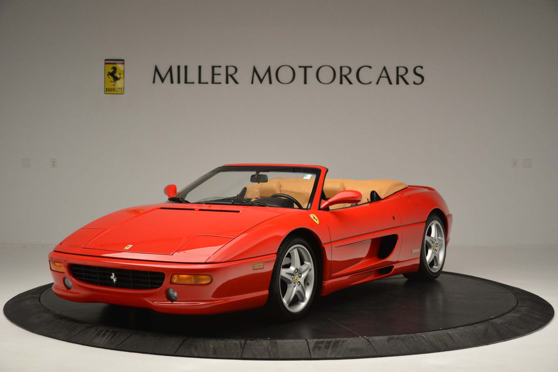 Used 1997 Ferrari 355 Spider 6-Speed Manual for sale Sold at Aston Martin of Greenwich in Greenwich CT 06830 1
