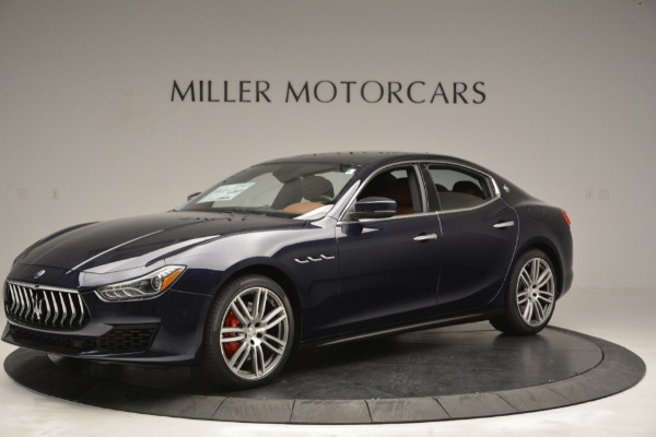 Used 2019 Maserati Ghibli S Q4 for sale Sold at Aston Martin of Greenwich in Greenwich CT 06830 2