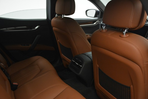 New 2019 Maserati Ghibli S Q4 for sale Sold at Aston Martin of Greenwich in Greenwich CT 06830 20