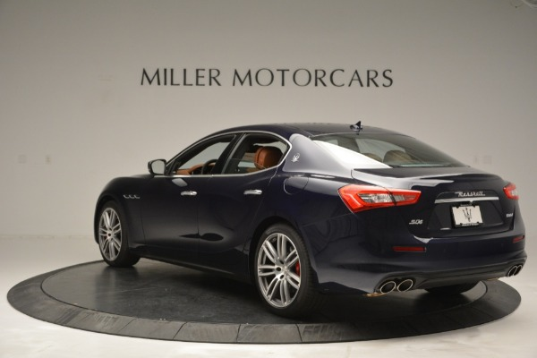 Used 2019 Maserati Ghibli S Q4 for sale Sold at Aston Martin of Greenwich in Greenwich CT 06830 5