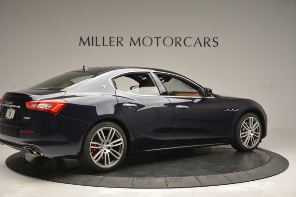 Used 2019 Maserati Ghibli S Q4 for sale Sold at Aston Martin of Greenwich in Greenwich CT 06830 8