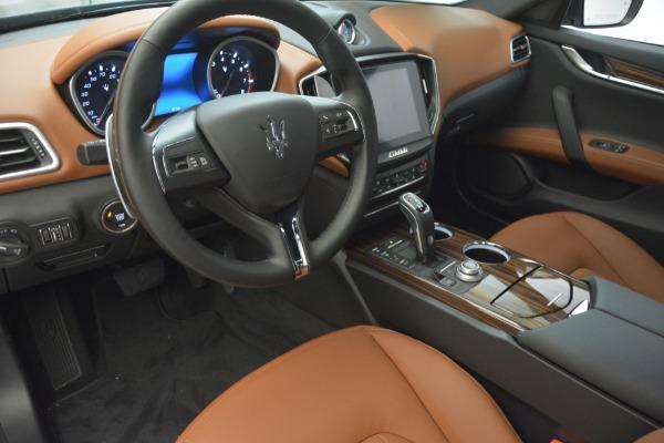 New 2019 Maserati Ghibli S Q4 for sale Sold at Aston Martin of Greenwich in Greenwich CT 06830 13