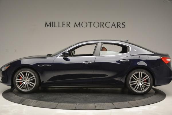New 2019 Maserati Ghibli S Q4 for sale Sold at Aston Martin of Greenwich in Greenwich CT 06830 3