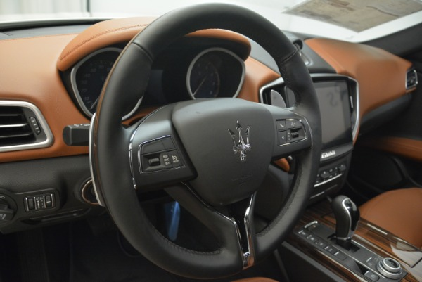 Used 2019 Maserati Ghibli S Q4 for sale Sold at Aston Martin of Greenwich in Greenwich CT 06830 13