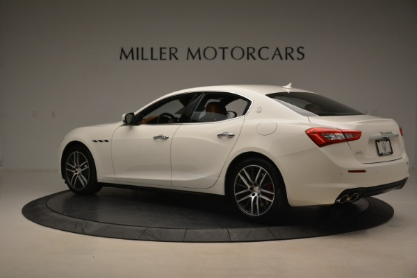Used 2019 Maserati Ghibli S Q4 for sale Sold at Aston Martin of Greenwich in Greenwich CT 06830 3