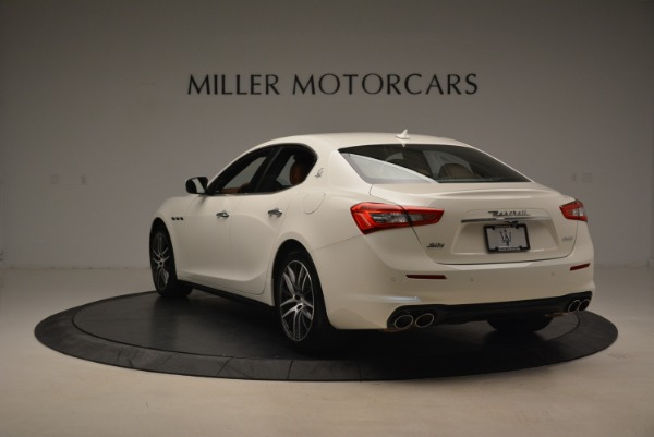 Used 2019 Maserati Ghibli S Q4 for sale Sold at Aston Martin of Greenwich in Greenwich CT 06830 4