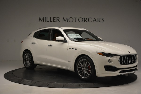 New 2019 Maserati Levante Q4 GranLusso for sale Sold at Aston Martin of Greenwich in Greenwich CT 06830 10