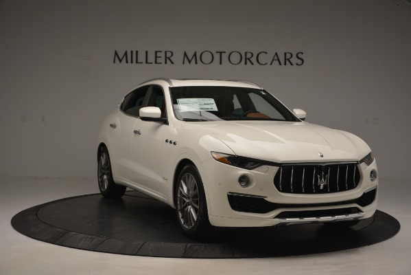 New 2019 Maserati Levante Q4 GranLusso for sale Sold at Aston Martin of Greenwich in Greenwich CT 06830 11