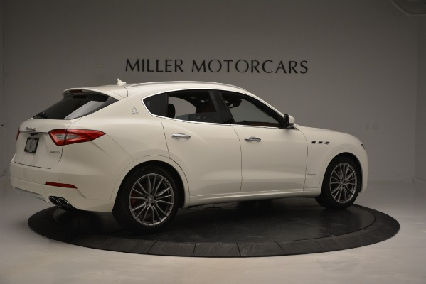 New 2019 Maserati Levante Q4 GranLusso for sale Sold at Aston Martin of Greenwich in Greenwich CT 06830 8