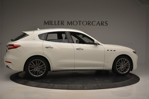 New 2019 Maserati Levante Q4 GranLusso for sale Sold at Aston Martin of Greenwich in Greenwich CT 06830 9