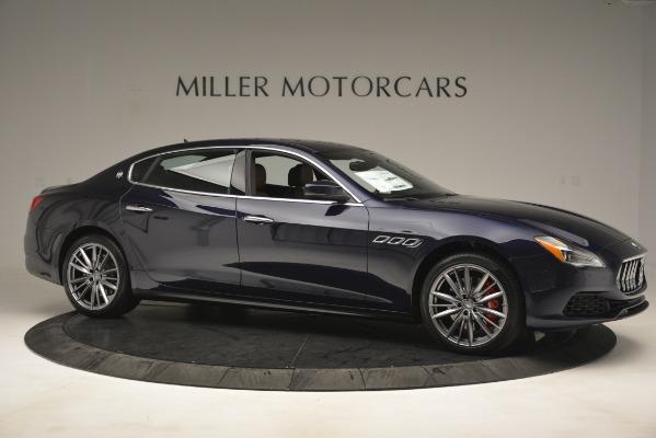 New 2019 Maserati Quattroporte S Q4 for sale Sold at Aston Martin of Greenwich in Greenwich CT 06830 10