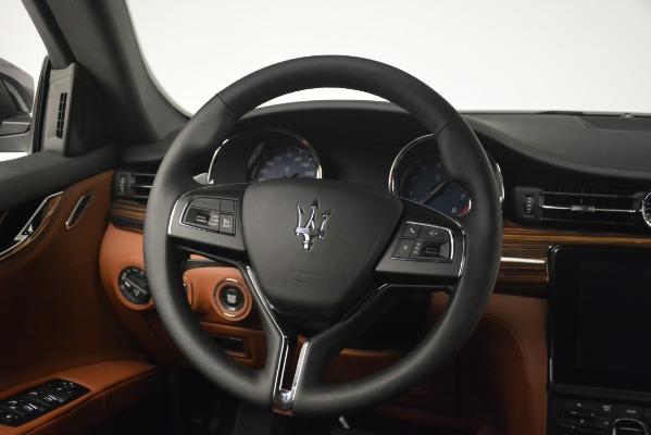 New 2019 Maserati Quattroporte S Q4 for sale Sold at Aston Martin of Greenwich in Greenwich CT 06830 17