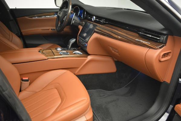 New 2019 Maserati Quattroporte S Q4 for sale Sold at Aston Martin of Greenwich in Greenwich CT 06830 23