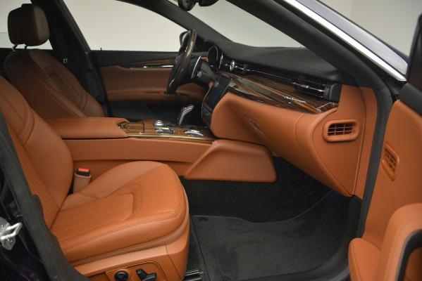 New 2019 Maserati Quattroporte S Q4 for sale Sold at Aston Martin of Greenwich in Greenwich CT 06830 24
