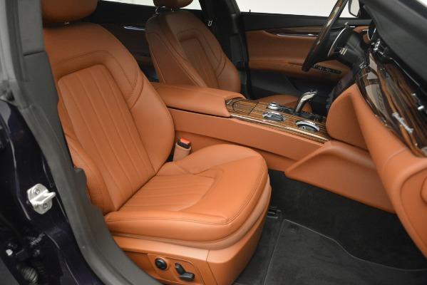 New 2019 Maserati Quattroporte S Q4 for sale Sold at Aston Martin of Greenwich in Greenwich CT 06830 25