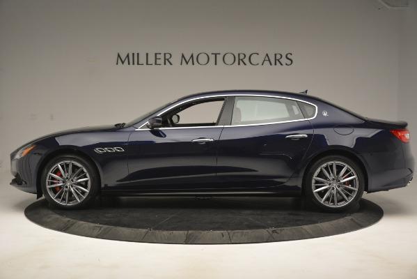 New 2019 Maserati Quattroporte S Q4 for sale Sold at Aston Martin of Greenwich in Greenwich CT 06830 3