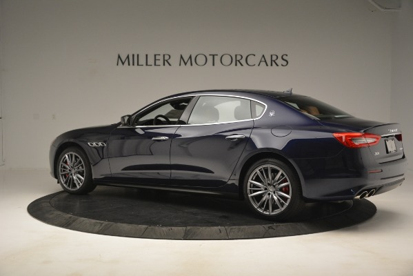 New 2019 Maserati Quattroporte S Q4 for sale Sold at Aston Martin of Greenwich in Greenwich CT 06830 4