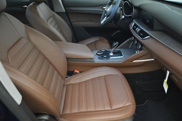 New 2019 Alfa Romeo Stelvio Ti Sport Q4 for sale Sold at Aston Martin of Greenwich in Greenwich CT 06830 20