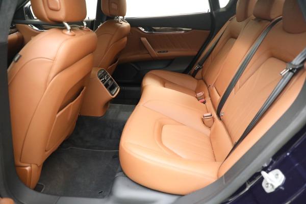 New 2019 Maserati Quattroporte S Q4 GranLusso for sale Sold at Aston Martin of Greenwich in Greenwich CT 06830 18