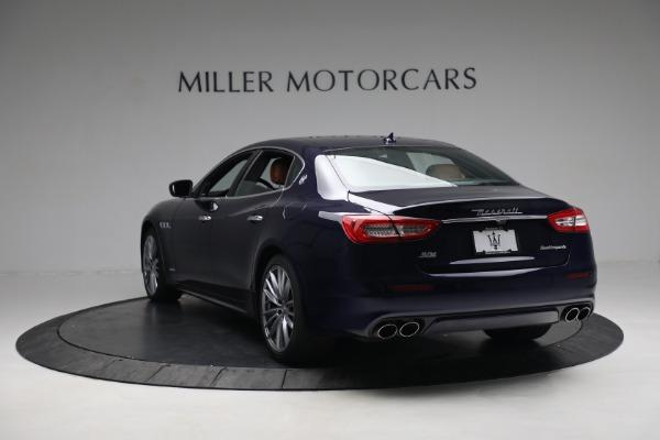 New 2019 Maserati Quattroporte S Q4 GranLusso for sale Sold at Aston Martin of Greenwich in Greenwich CT 06830 5