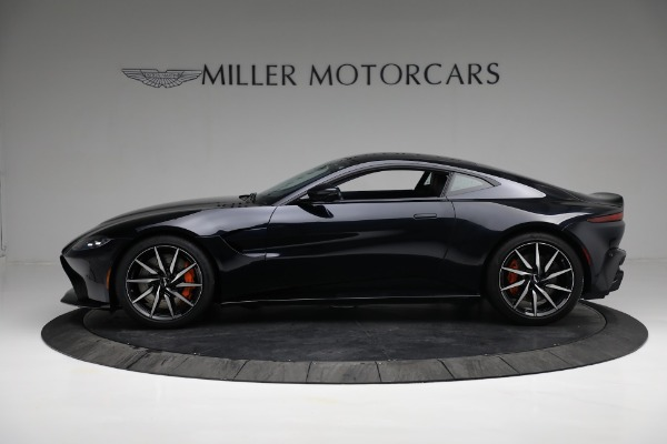 New 2019 Aston Martin Vantage for sale Sold at Aston Martin of Greenwich in Greenwich CT 06830 2