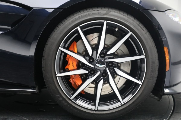 New 2019 Aston Martin Vantage for sale Sold at Aston Martin of Greenwich in Greenwich CT 06830 20