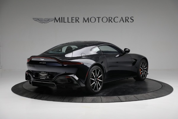 New 2019 Aston Martin Vantage for sale Sold at Aston Martin of Greenwich in Greenwich CT 06830 7