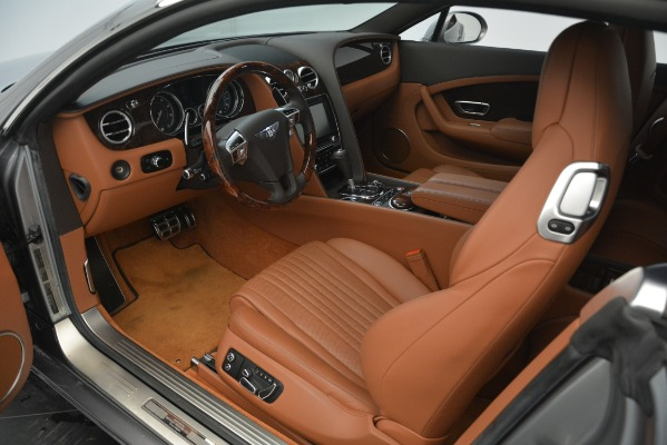 Used 2016 Bentley Continental GT W12 for sale Sold at Aston Martin of Greenwich in Greenwich CT 06830 17