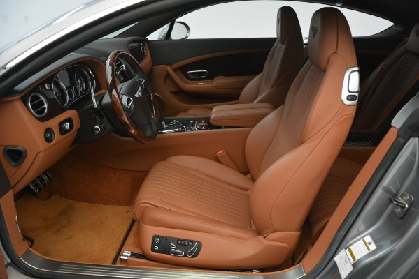 Used 2016 Bentley Continental GT W12 for sale Sold at Aston Martin of Greenwich in Greenwich CT 06830 18