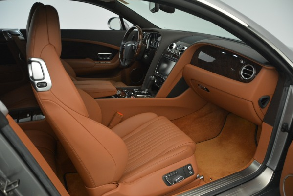 Used 2016 Bentley Continental GT W12 for sale Sold at Aston Martin of Greenwich in Greenwich CT 06830 28