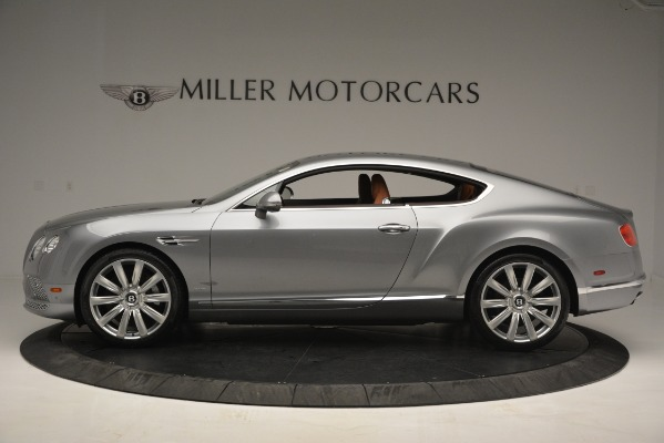 Used 2016 Bentley Continental GT W12 for sale Sold at Aston Martin of Greenwich in Greenwich CT 06830 3