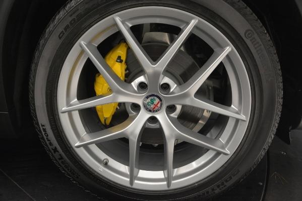 New 2019 Alfa Romeo Stelvio Sport Q4 for sale Sold at Aston Martin of Greenwich in Greenwich CT 06830 25
